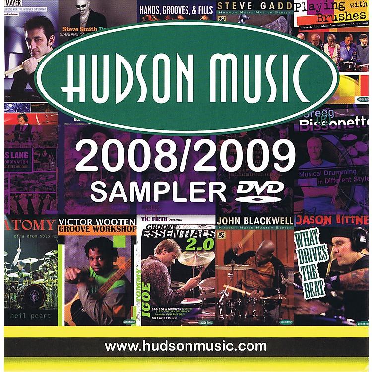 Hudson MusicHudson DVD Sampler (The Finest Multimedia for Musicians) Instructional/Drum/DVD Series DVD by Various