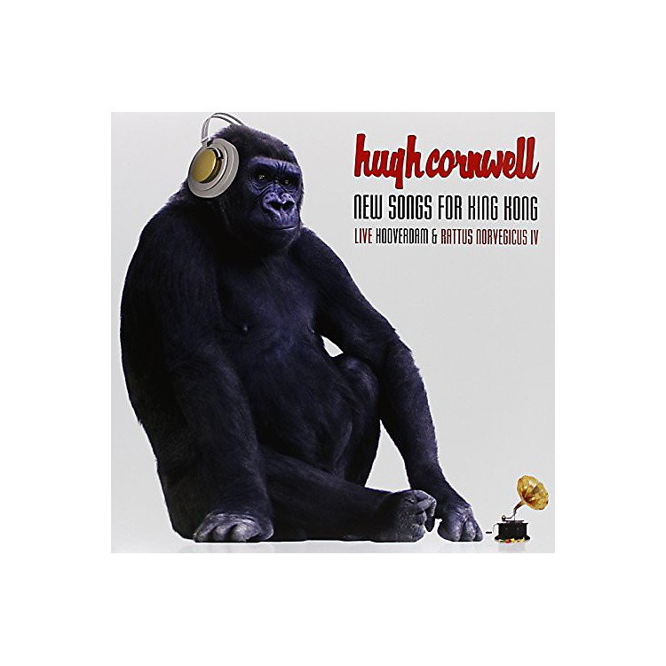 AllianceHugh Cornwell - New Songs for King Kong