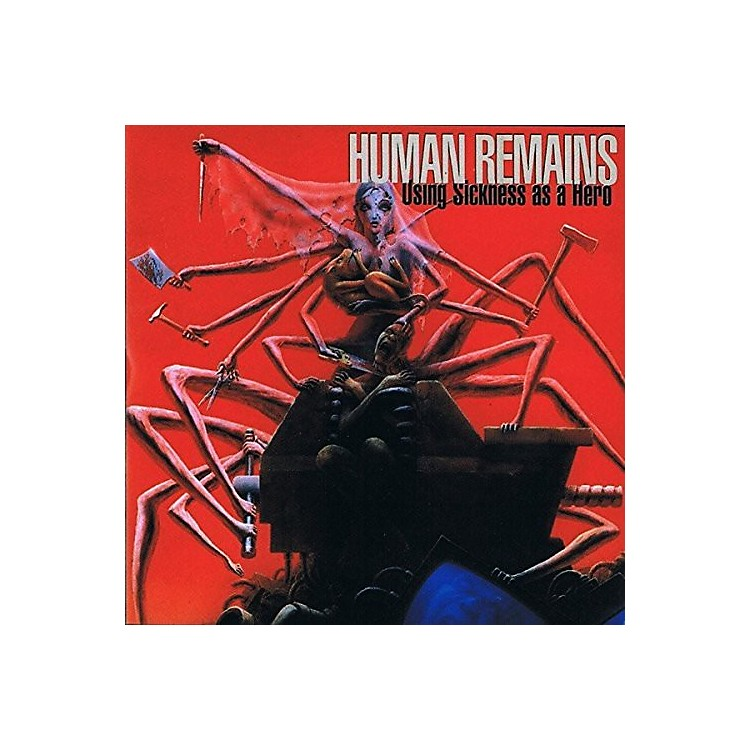 AllianceHuman Remains - Using Sickness As a Hero