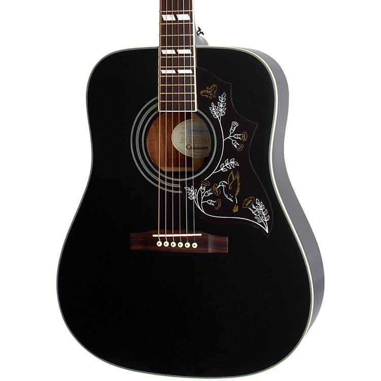 EpiphoneHummingbird PRO Acoustic-Electric GuitarEbony