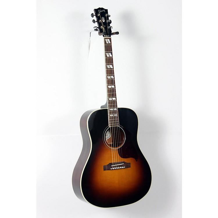 GibsonHummingbird Pro Acoustic Electric GuitarVintage Sunburst888365916415