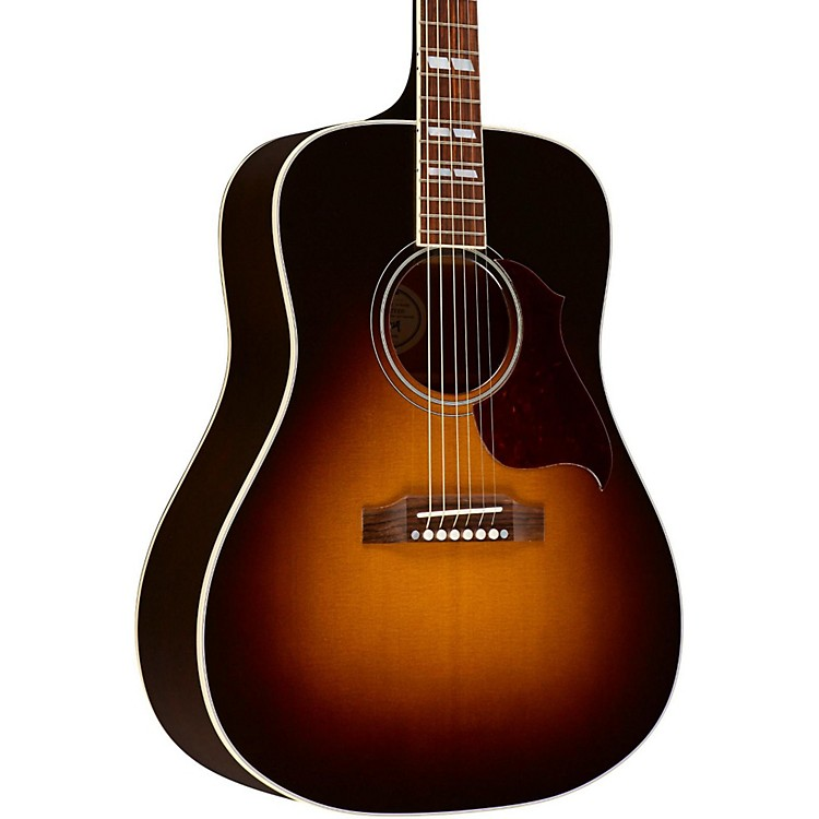 Gibson Hummingbird Pro Acoustic Electric Guitar Vintage Sunburst