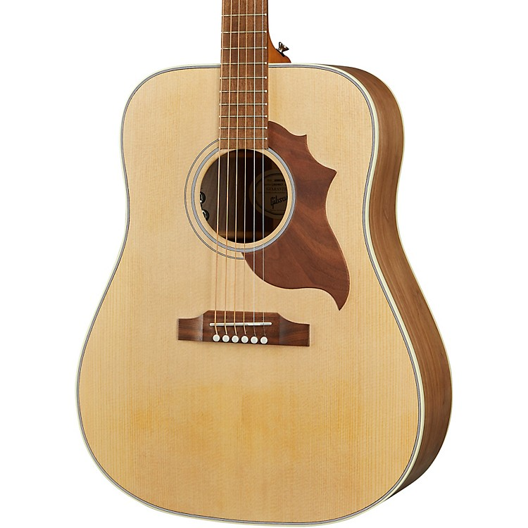 Gibson Hummingbird Sustainable Acoustic-Electric Guitar Antique Natural