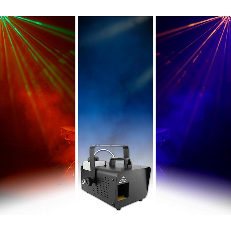CHAUVET DJ Hurricane Haze 1D Haze Machine with Timer Remote