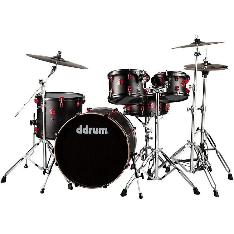 DdrumHybrid 5-Piece Player Shell Pack