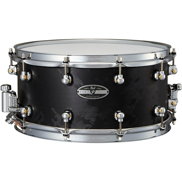 PearlHybrid Exotic VectorCast Snare Drum14 x 6.5 in.