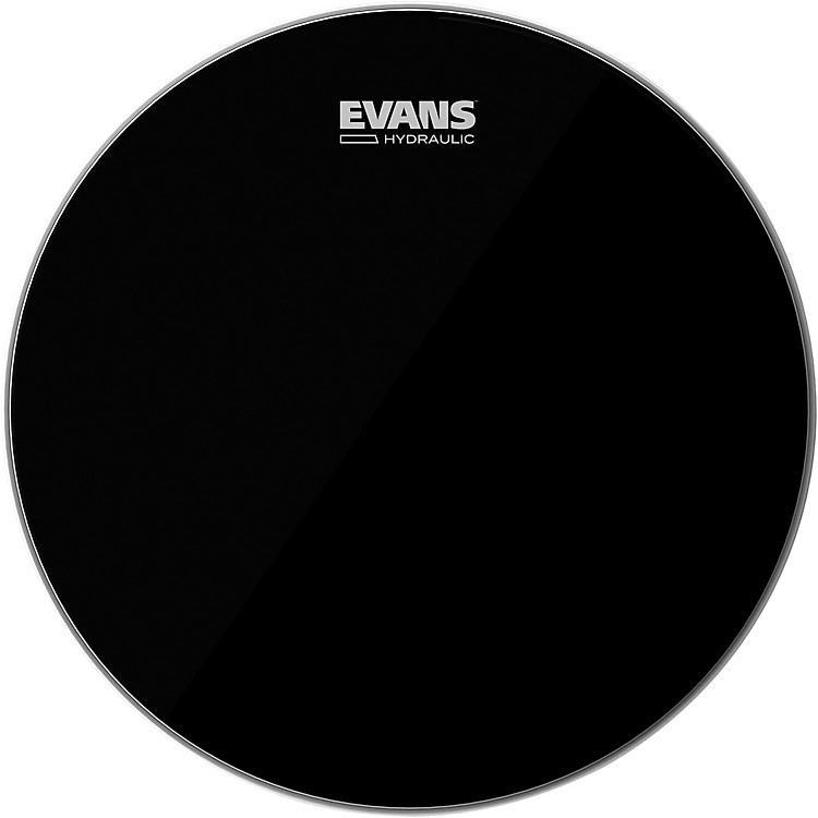 Evans Hydraulic Black Tom Batter Drumhead  10 IN