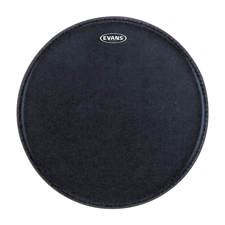 EvansHydraulic Black Tom Batter Drumhead12 IN