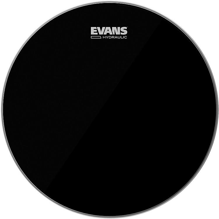 EvansHydraulic Black Tom Batter Drumhead13 IN