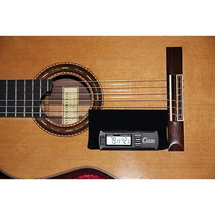 OasisHygrometer Holder for Guitar