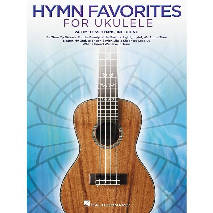Hal LeonardHymn Favorites For Ukulele