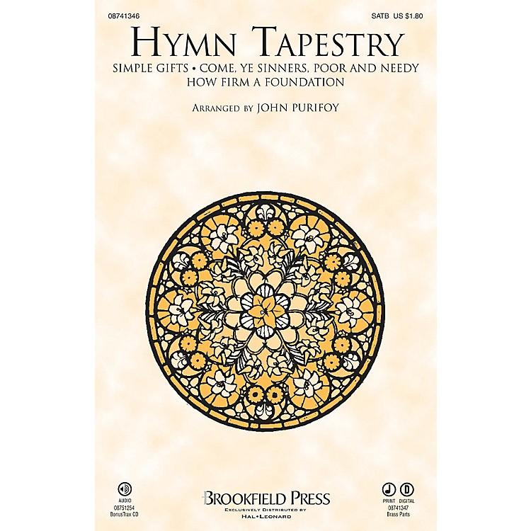 BrookfieldHymn Tapestry SATB arranged by John Purifoy