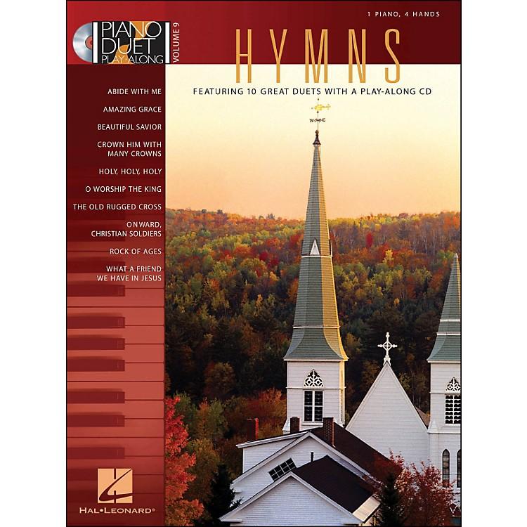 Hal LeonardHymns - Piano Duet Play-Along Volume 9 (CD/Pkg)
