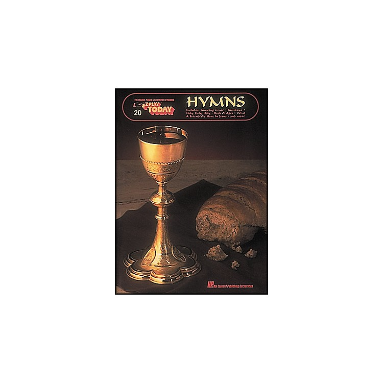 Hal LeonardHymns E-Z Play 20