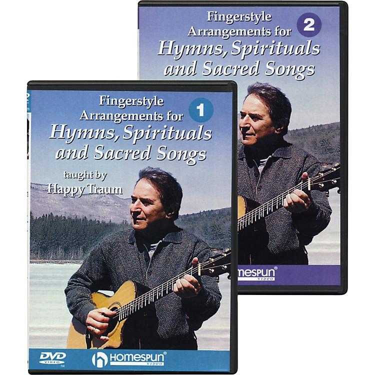 HomespunHymns, Spirituals and Sacred Songs (2-DVD)
