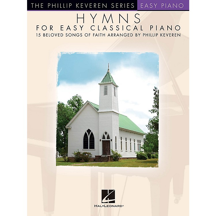 Hal LeonardHymns for Easy Classical Piano - The Phillip Keveren Series Easy Piano Songbook