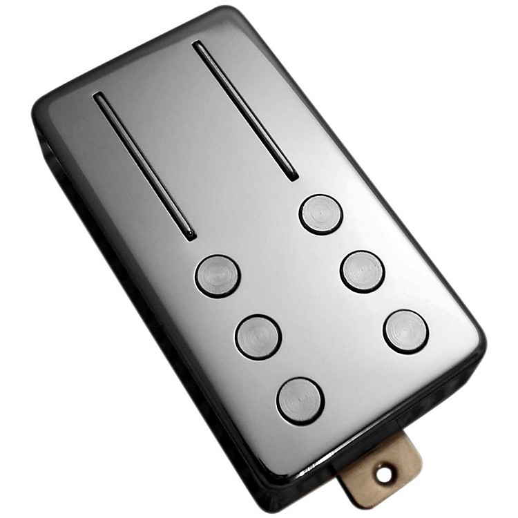 Railhammer Hyper Vintage Humbucker Pickup Bridge Chrome