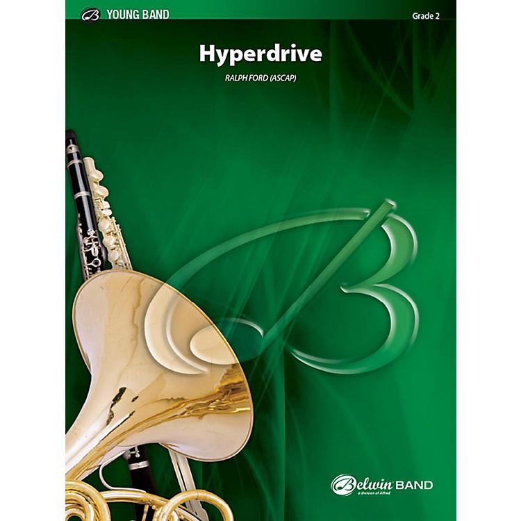 AlfredHyperdrive Concert Band Grade 2 Set