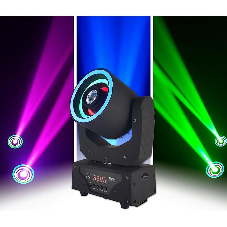 BlizzardHypno Spot Moving Head LED Spotlight Fixture