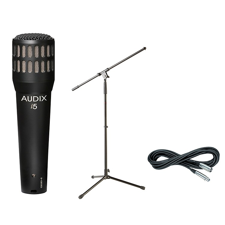 AudixI-5 Mic with Cable and Stand