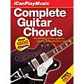 Music Sales I Can Play Music: Complete Guitar Chords Music Sales America Series Hardcover Written by Various Authors