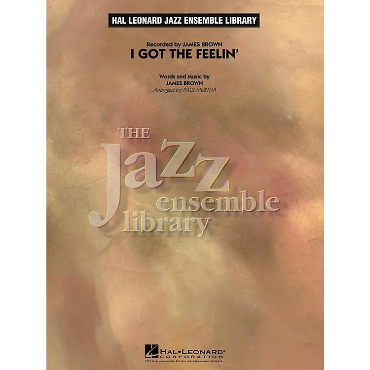 Hal LeonardI Got The Feelin' Jazz Band Level 4