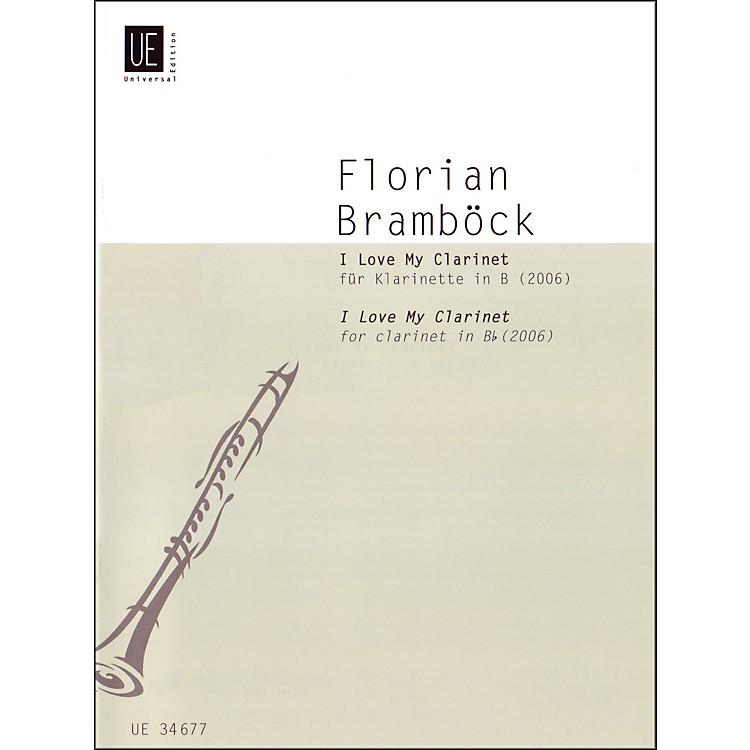 Carl FischerI Love My Clarinet Book