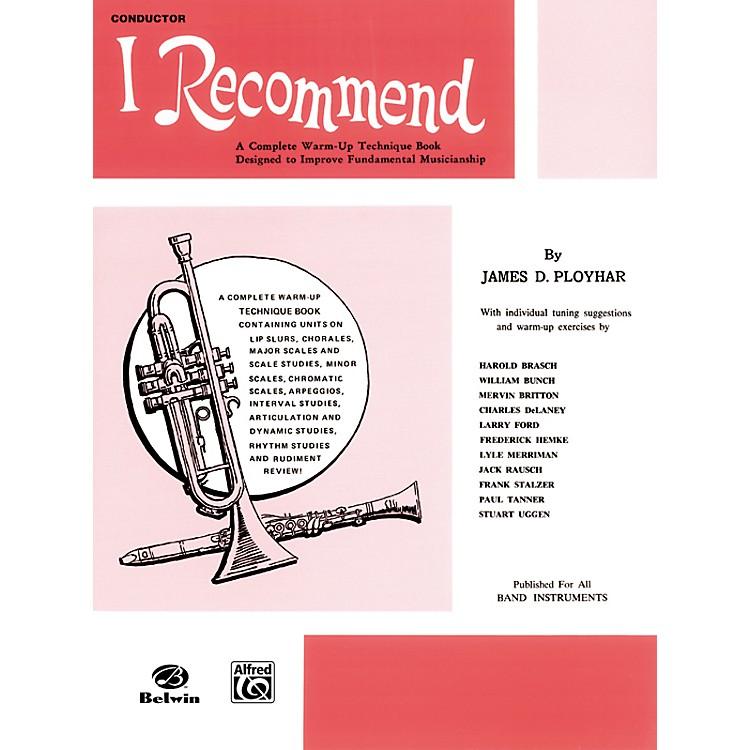 AlfredI Recommend B-Flat Clarinet
