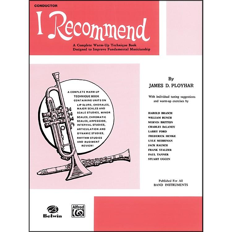 AlfredI Recommend Conductor (Piano)