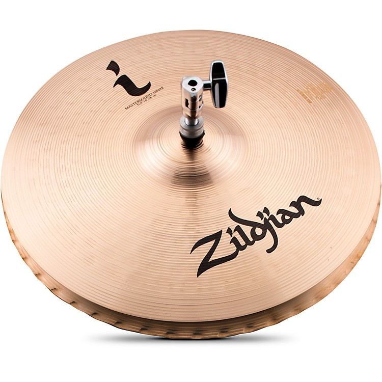 Zildjian I Series Master Sound Hi-Hat Cymbals 14 in. Pair
