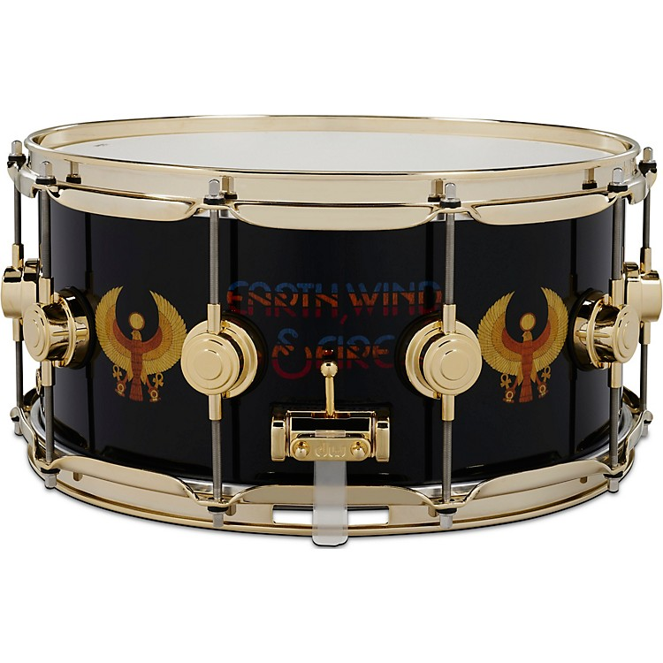 DWICON ALL-ACCESS Earth, Wind and Fire Snare Drum
