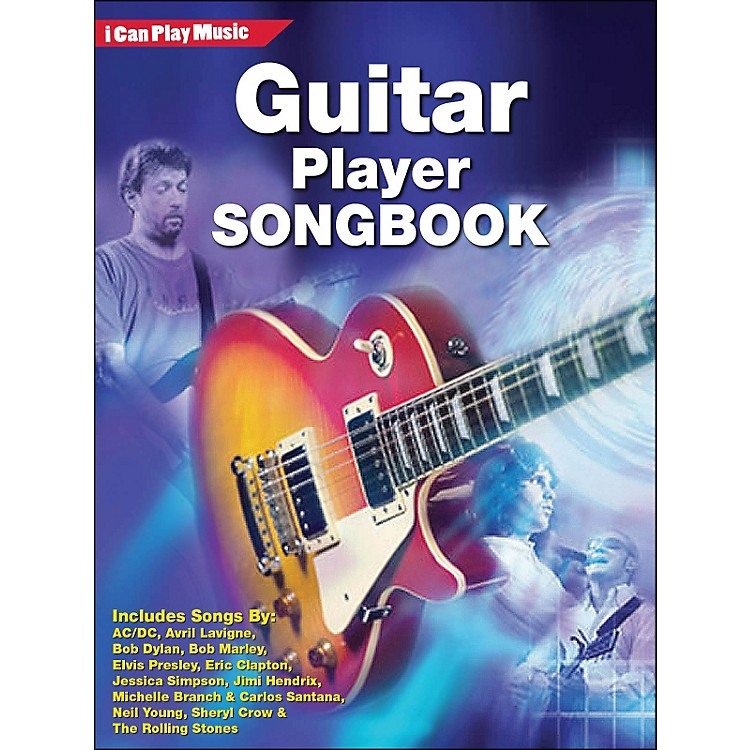 Music SalesICanPlayMusic: Guitar Course Book/CD with 2 DVDs