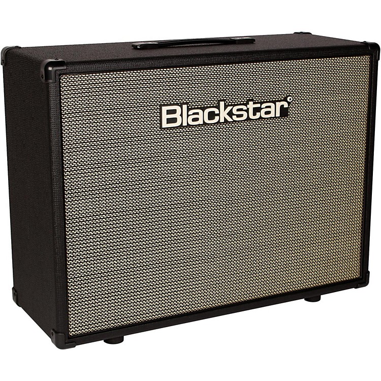 BlackstarID Series 2x12 Guitar Speaker CabinetBlack
