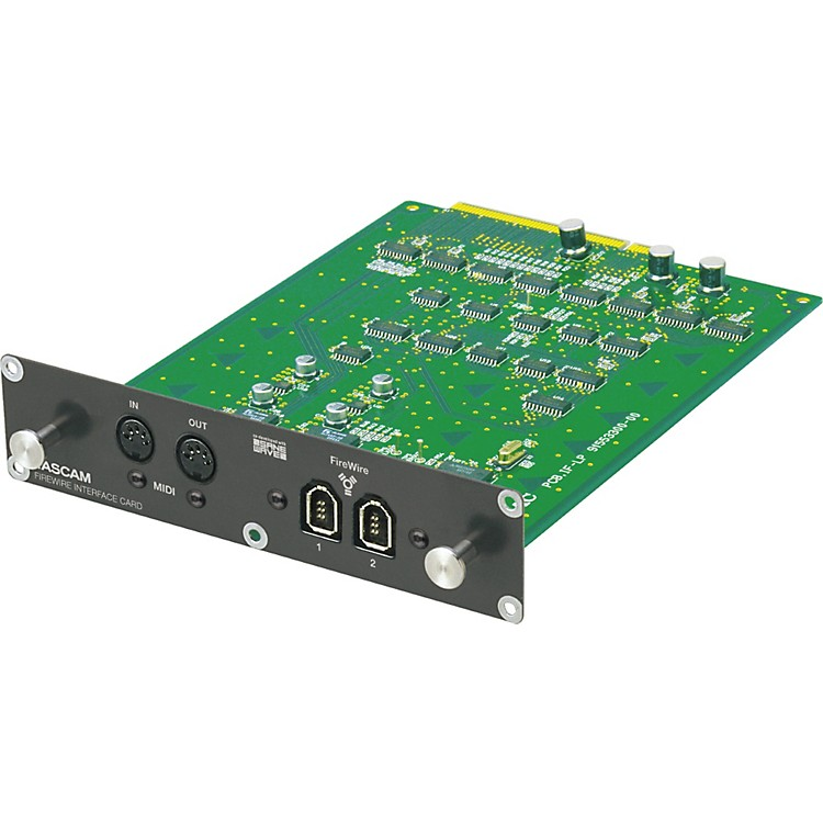 TascamIF-FW/DM mkII 32-channel FireWire Audio Interface for DM-3200/DM-4800 Consoles
