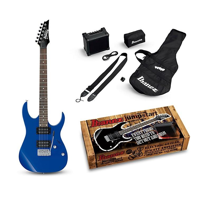 IbanezIJRG220Z Electric Guitar PackageBlack