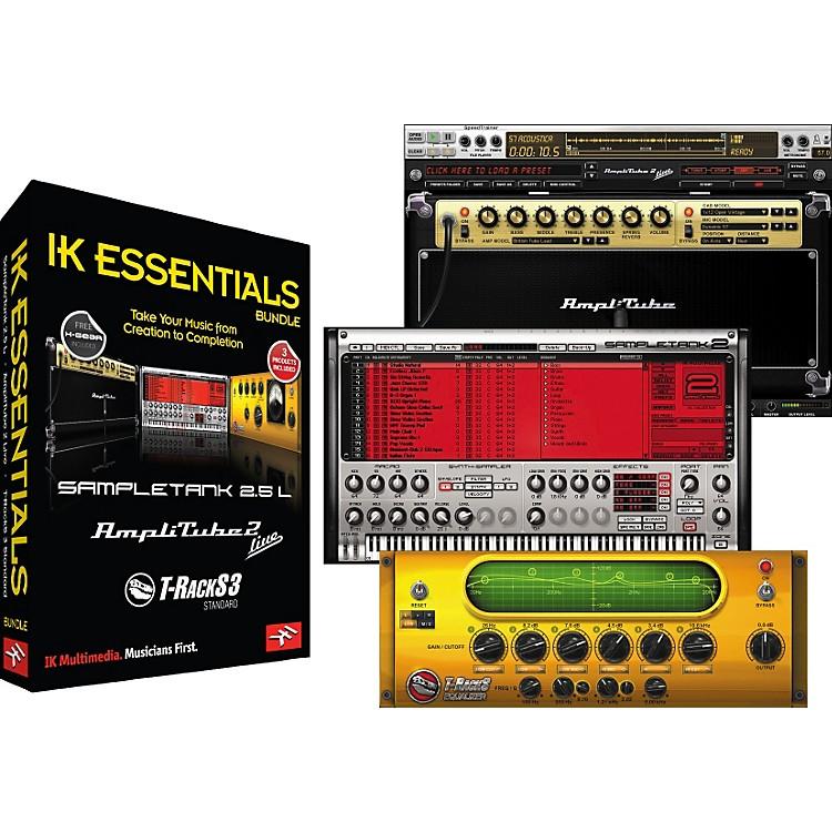 IK MultimediaIK Essentials Software Bundle