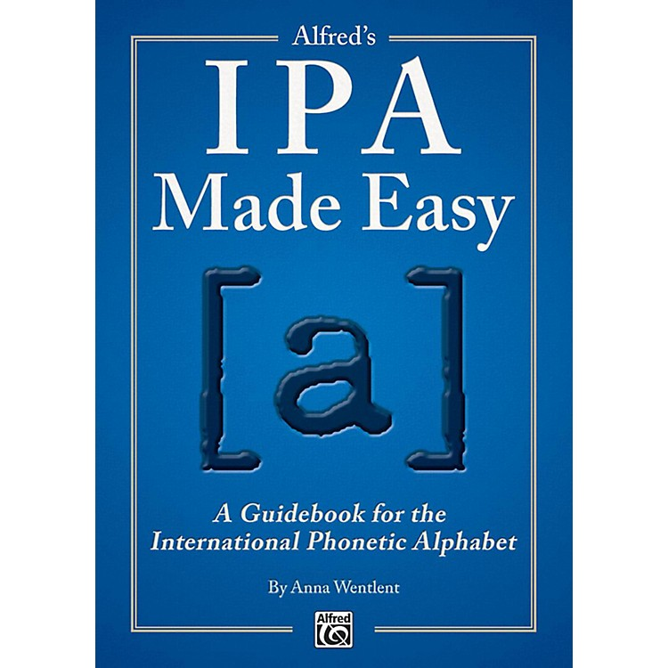 Alfred IPA Made Easy Book