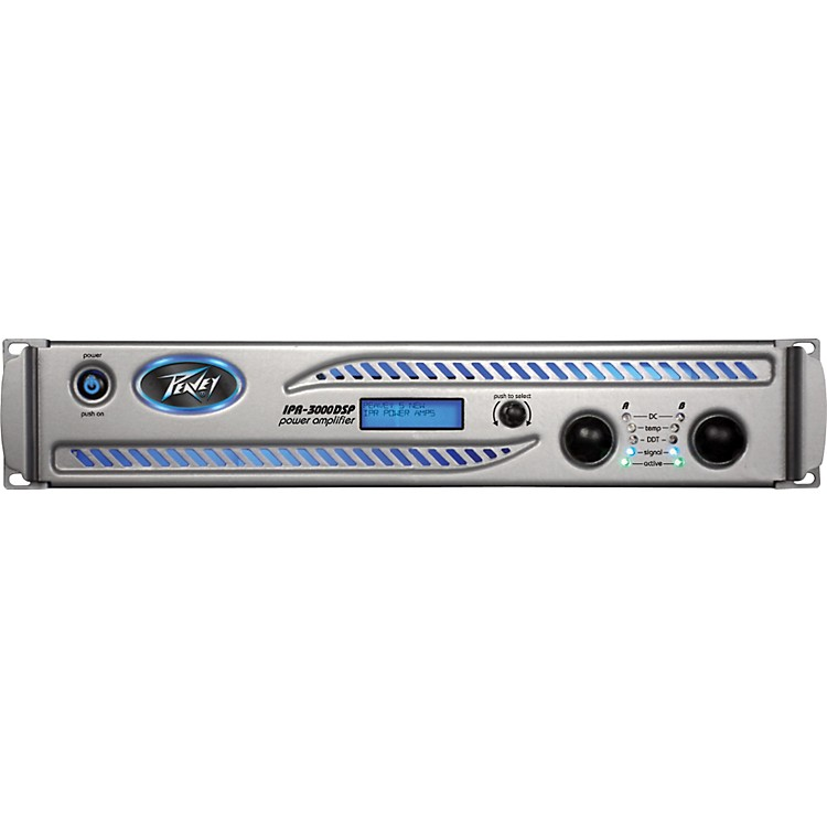 PeaveyIPR DSP 3000 Power Amp with DSP