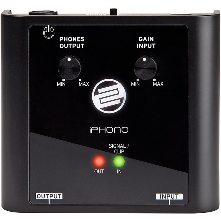 ReloopIPhono 2 Portable Phono/Line USB Recording Interface