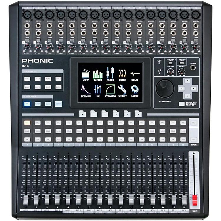 PhonicIS16 Digital Mixer