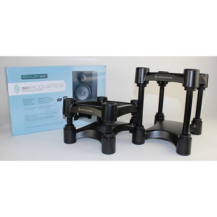 IsoAcousticsISO-L8R200 Large Studio Monitor Stands - Pair