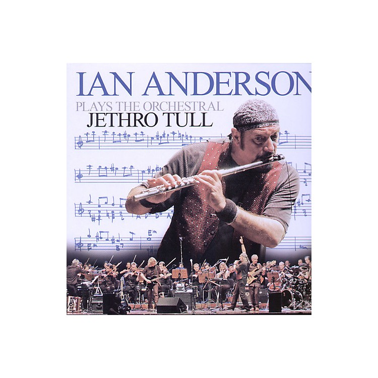 AllianceIan Anderson - Ian Anderson Plays the Orchestral Jethro Tull