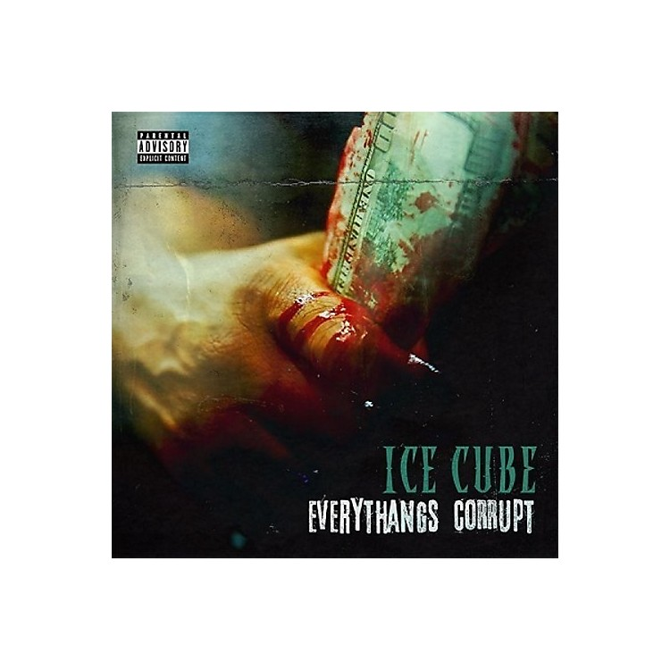 Alliance Ice Cube - Everythang's Corrupt (CD)