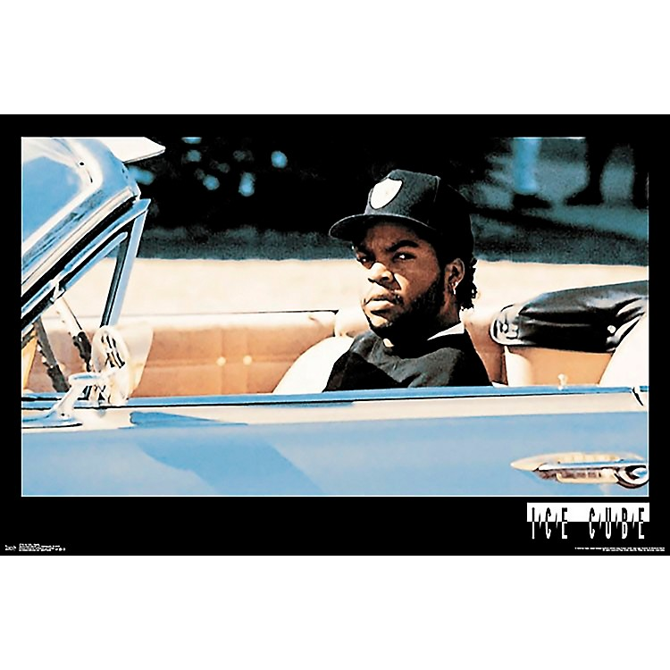 Trends International Ice Cube - Impala Poster