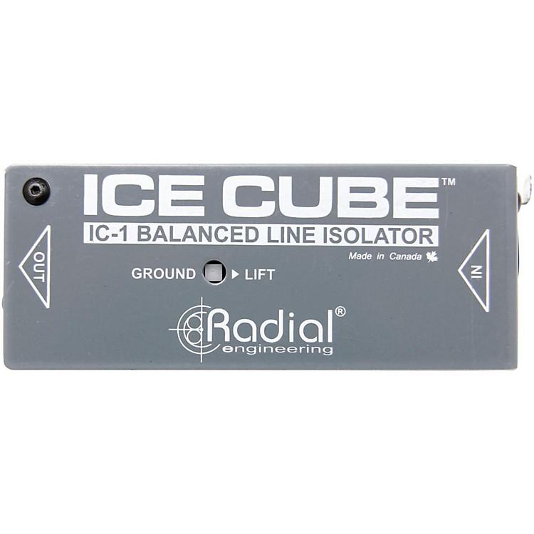 Radial EngineeringIceCube IC-1 Balanced Line Isolator and Hum Eliminator