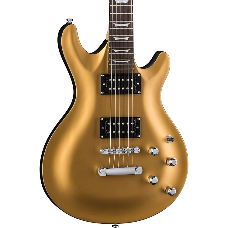 Dean Icon X Bolt On Electric Guitar Satin Gold