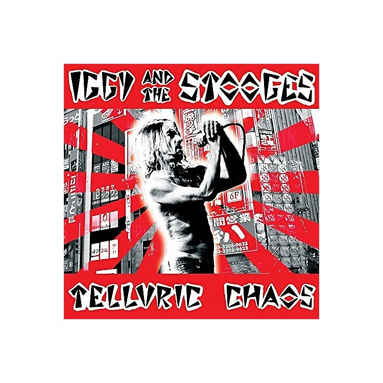 AllianceIggy & Stooges - Telluric Chaos