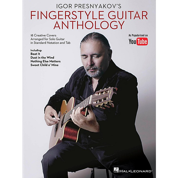 Hal Leonard Igor Presnyakov's Fingerstyle Guitar Anthology