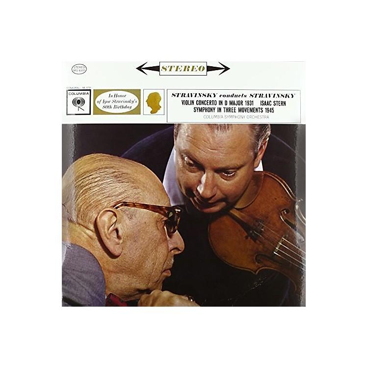AllianceIgor Stravinsky - Stravinsky Conducts Stravinksy