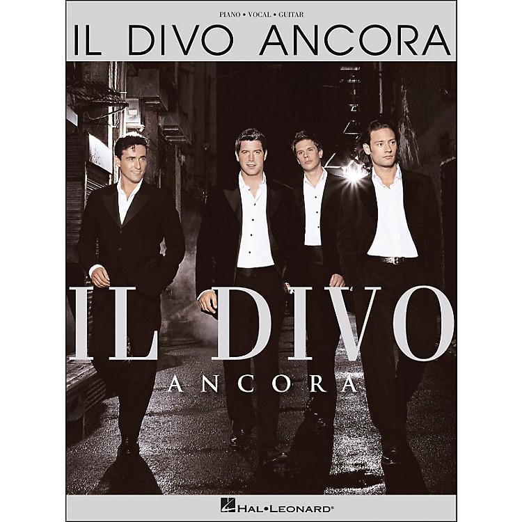 Hal LeonardIl Divo Ancora arranged for piano, vocal, and guitar (P/V/G)